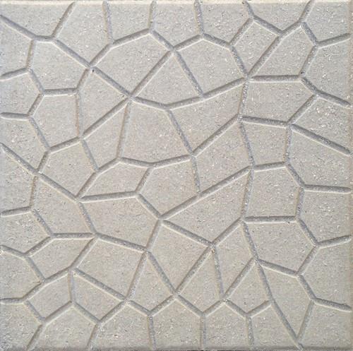 Mozaiek marmer zeskant